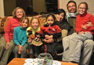 TDM famille Séchet - Cusco - Mary