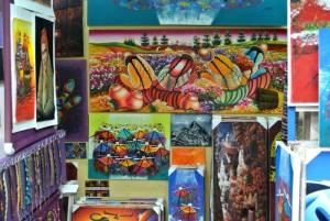 TDM famille Séchet - Cusco - San Blas 2